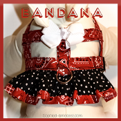 Bandana Dog Harness