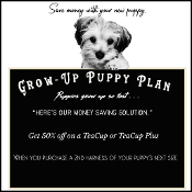 Grow-Up Puppy Plan